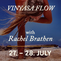 Rachel Brathen Workshop