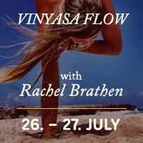 Rachel Brathen Workshop