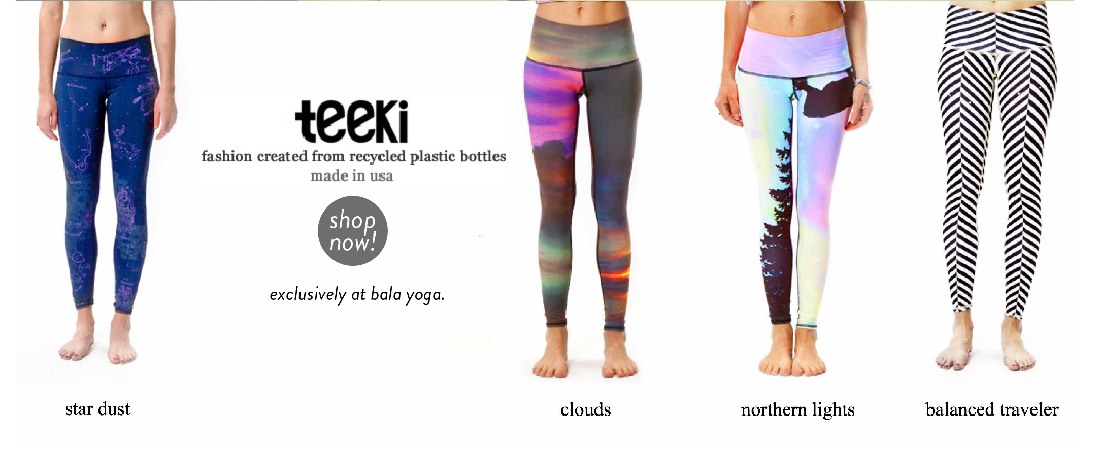 Bala's Boutique. Gift cards & Yoga Starter Kits.