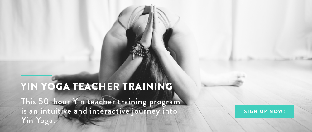 Yin Yoga Teacher Training at Bala Yoga, Kirkland