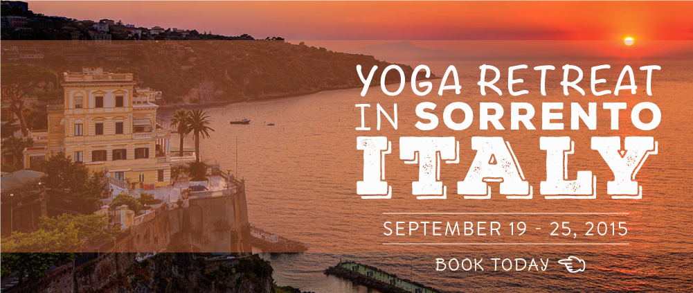 Yoga In Italy with Bala Yoga, Sorrento Retreat