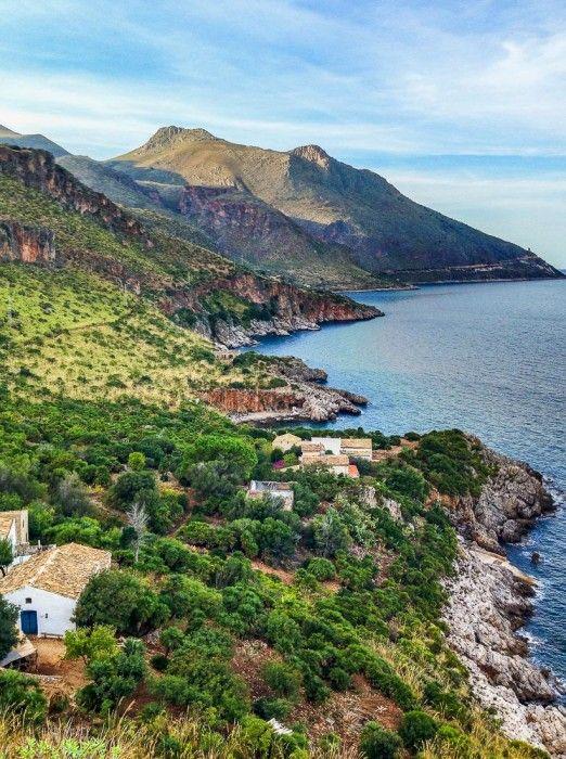 Lo Zingaro Nature Reserve, Sicily, Italy