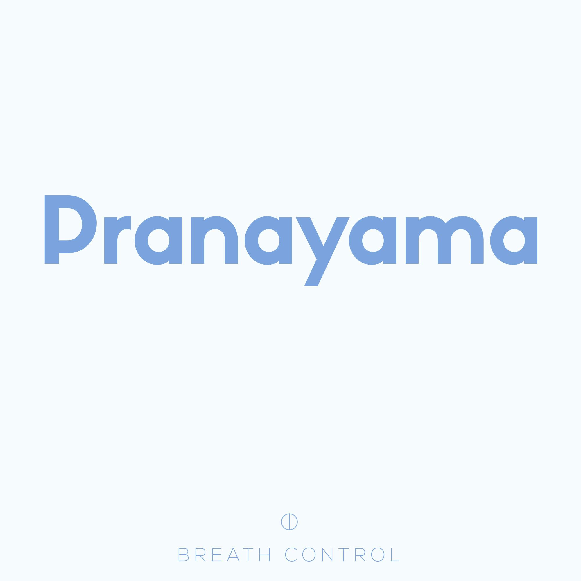 Sanskrit Definition Pranayama