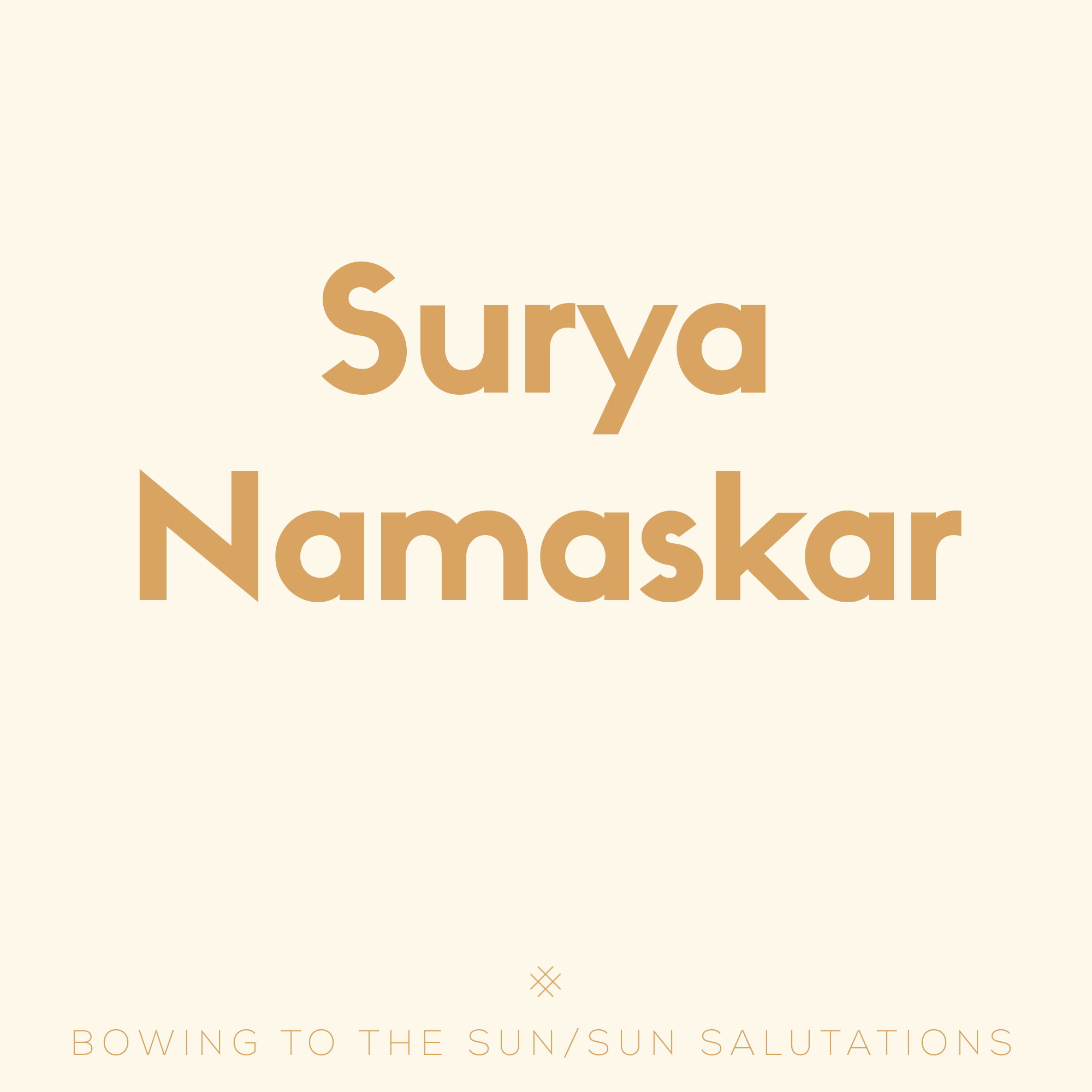 1 surya namaskar Sun is the major reason of life on earth which provide a great source of energy to show gratitude towards the sun, ancient yogis found that surya namaskar is the best way to gain the divine.
