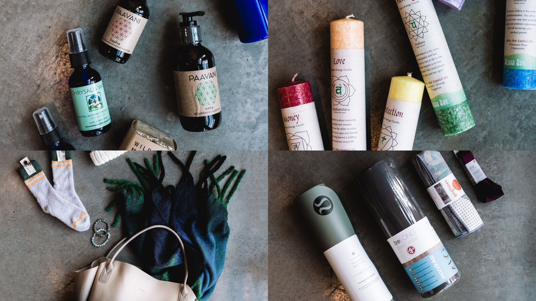 Holiday gift guide for the yogis in your life