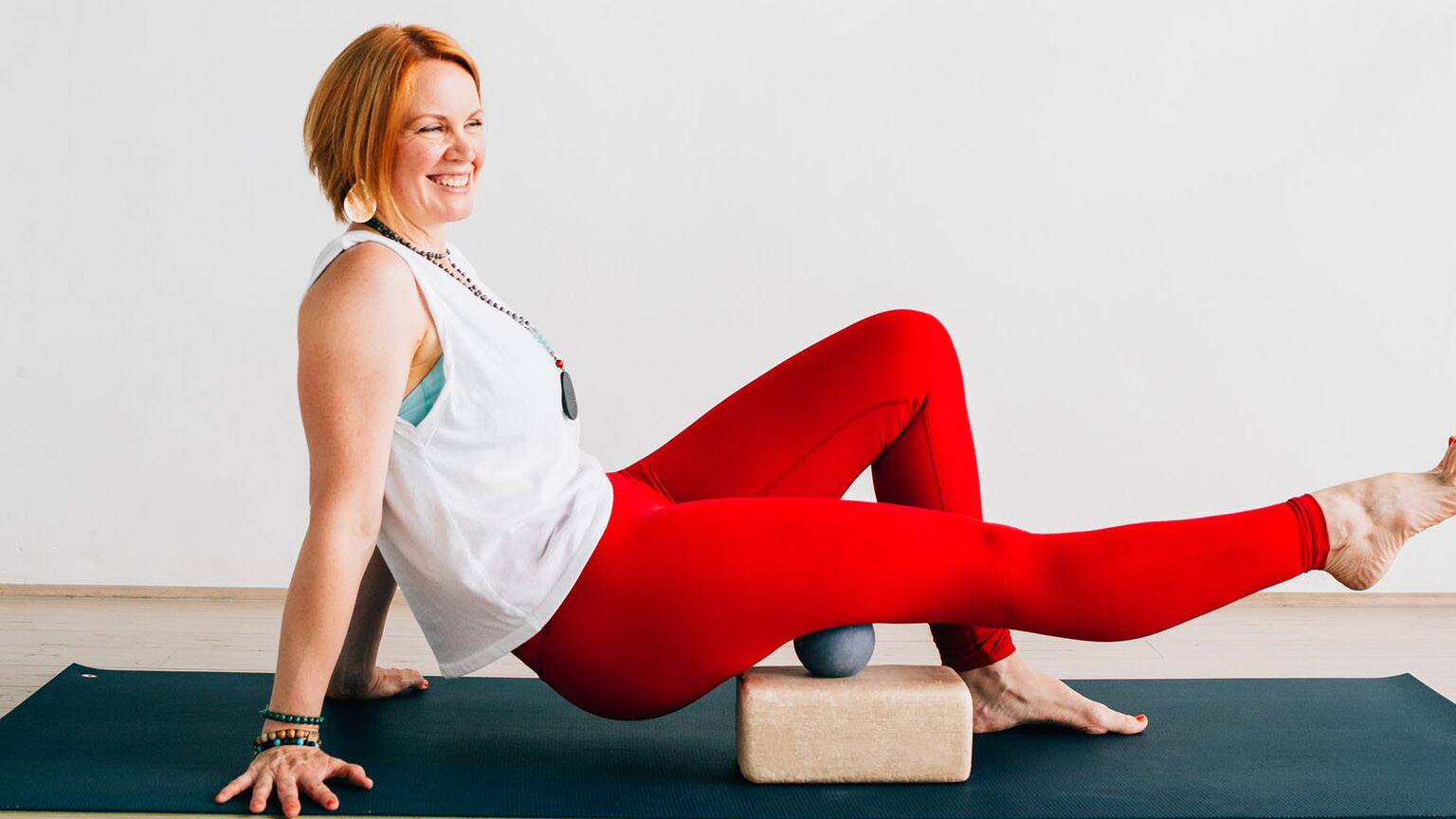 Melissa Charlton Shares The 5 Step Myofascial Release Regimen She