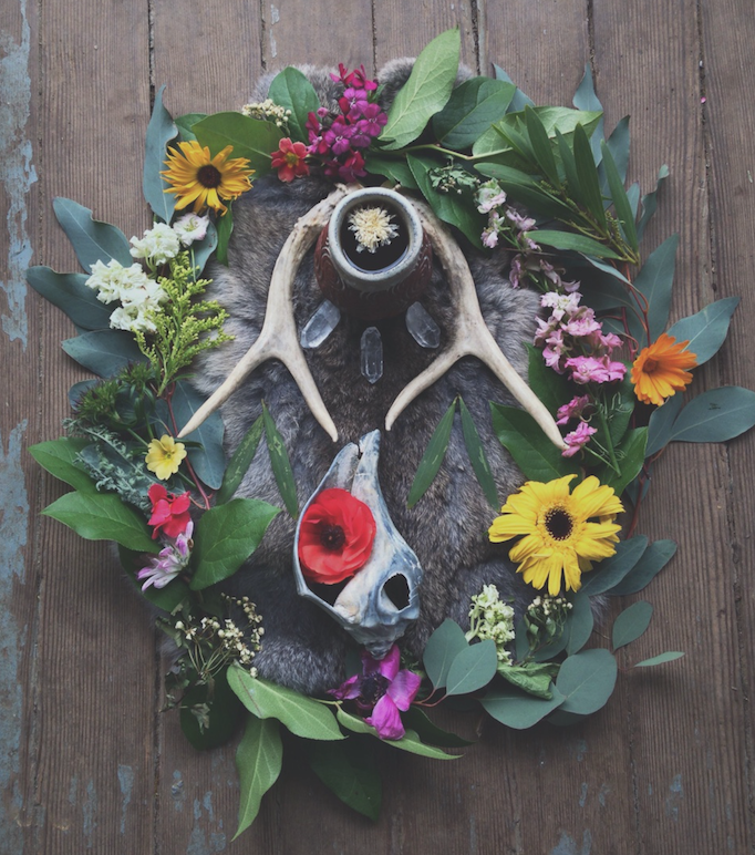 Spring Equinox Ostara 2019 Spring Altar