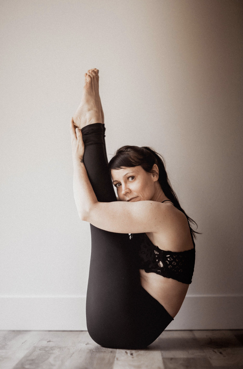Studio style yoga clothes