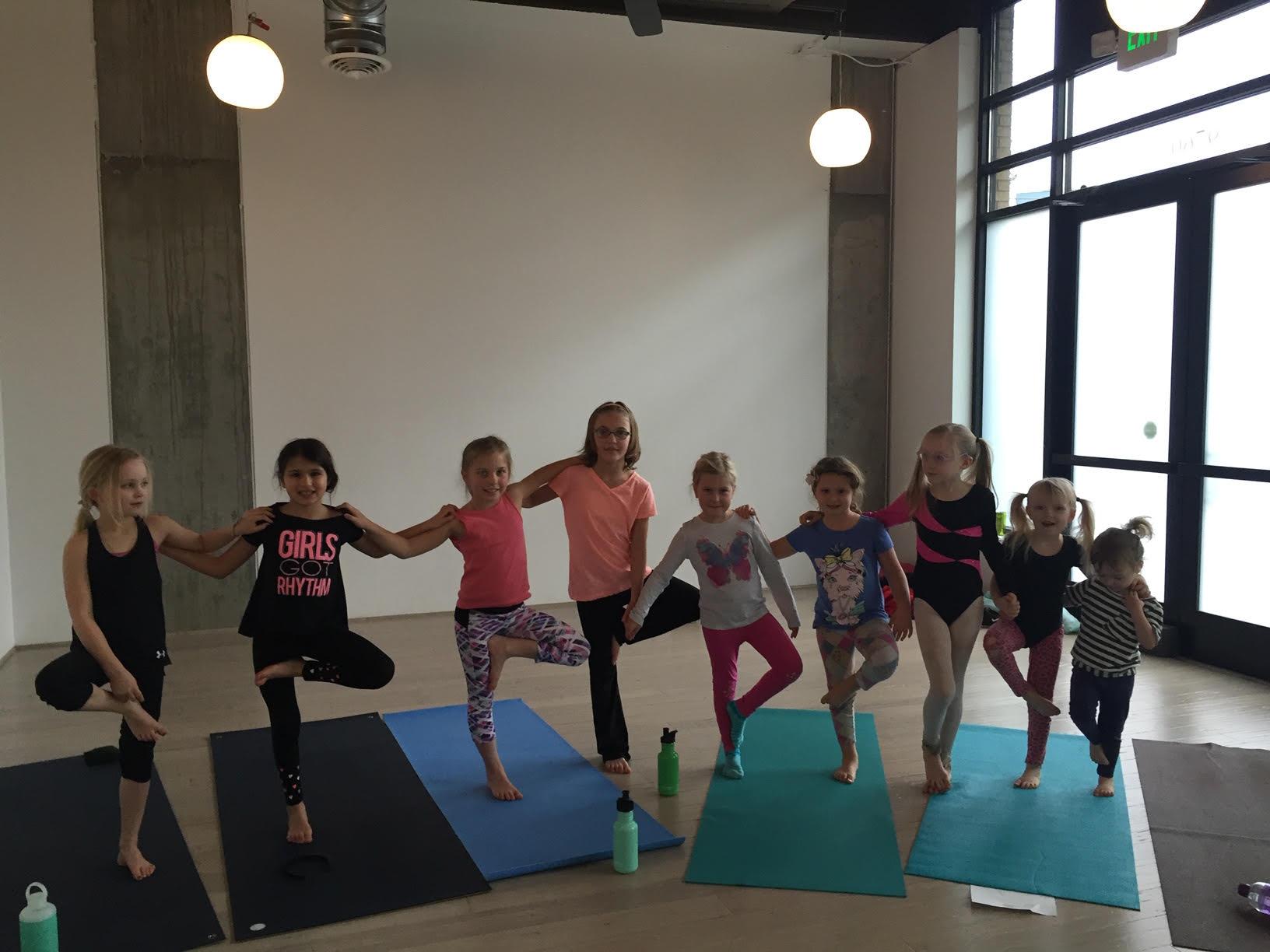 bala yoga kid's yoga