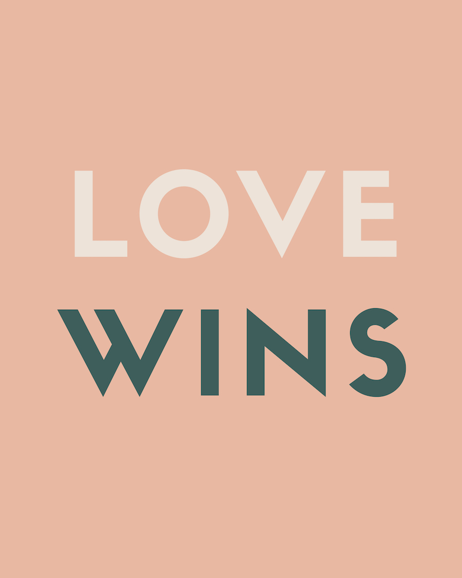 Love wins self love rituals journal prompts