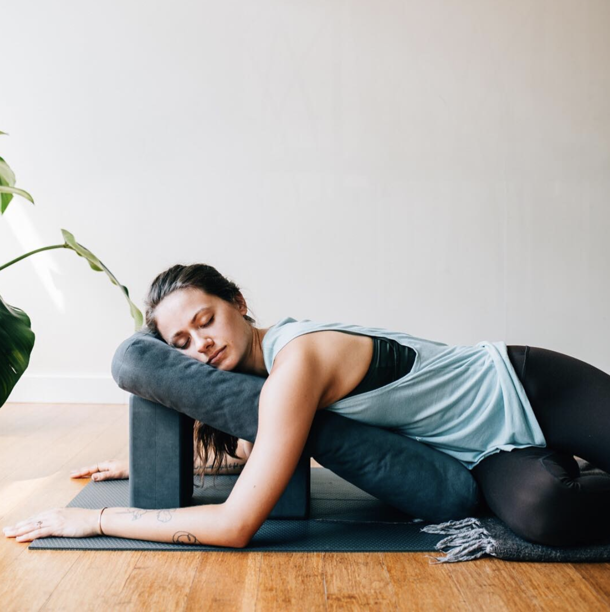 Yin Yoga Restorative Yoga Seattle Yoga Teacher Bala Yoga Community